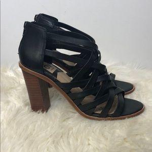 Dolce Vita Heels Size 7.5 Black